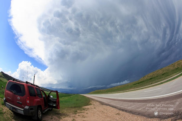 Storm in South Dakota